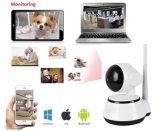 Камера IP обеспеченностью иК видео- наблюдения сети беспроволочная, камера Vidoe обеспеченностью