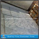 Grânulos de cinza cinza polvilhado pré-fabricados para pavimentos / pavimentação de azulejos