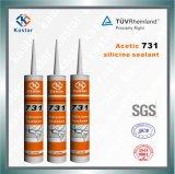 최신 판매 Acetoxy 실리콘 실란트 (Kastar731)