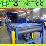 Garrafa de água da capacidade elevada que recicl a linha para o frasco de lavagem do HDPE dos PP do animal de estimação com separador do Trommel