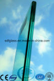 F-Green PVB Laminated Glass с CE, ISO