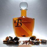Bottiglia di cristallo su ordine del cognac/bottiglia del brandy