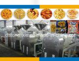 Het industriële Graan pufte de Uitgebreide Extruder van het Voedsel van Snacks