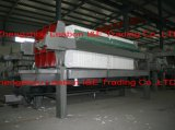 Beste verkaufende automatische Membranen-Filterpresse