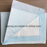 비 길쌈된 서류상 방수 처분할 수 있는 의학 제품 Underpad