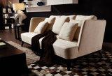 Sofá Home moderno novo da tela da sala de visitas da mobília ajustado (HC8130)