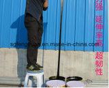屋根ふきのための非治癒のゴムによって修正される瀝青の防水コーティング