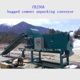 Cimento ensacado Cbj30A que desembala o transporte (com o alimentador pneumático do cimento WG5)