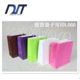 OEMが付いている厚化のギフトの紙袋のギフトのペーパーショッピング・バッグ