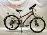 Bicicleta de viagem de alta qualidade de 26 polegadas