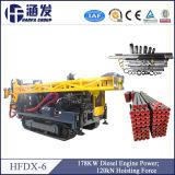 크롤러 유형 코어 드릴링 리그 (HFDX-6)