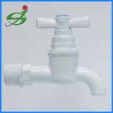 Кран воды PVC, пластичный кран с любым имеющимся цветом, Faucet воды
