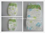 Tecido mágico do bebê de Clothlike Backsheet da fita