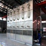 Refroidisseur évaporatif à contre courant pour industriel