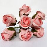La última decoración casera con Flowers015 artificial