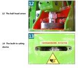 Серии высокого качества Jc23 раскрывают тип Inclinable машину пробивая давления