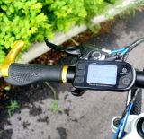 26 Zoll-Mg-Rad LCD-Bildschirmanzeige-Gebirgselektrisches Fahrrad