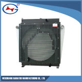 G128zld-II: Wasser-Kühler für Shanghai-Dieselmotor