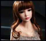 Idolls 100cmの人のためのリアルなシリコーンの性の人形の骨組人形
