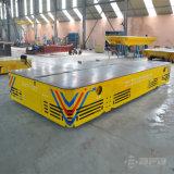Battary accionó el coche de transferencia eléctrico de Trackeless del vector grande