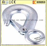 Gabelkopf-Beleg-Haken mit Sicherheits-Verriegelung durch chinesischen Hersteller