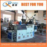 Zweistufiger hölzerner Plastikproduktions-Extruder Belüftung-WPC, der Maschine herstellt