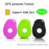 실시간 추적 기능 (EV07)를 가진 추적자가 휴대용 GPS에 의하여 농담을 한다