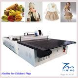 Машина ткани вырезывания одежды/ткани/тканья/кожи польностью автоматическая