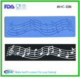 2015 Design novo Silicon Lace Mat/Mould para Cake Bakeware