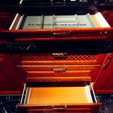 De populairste Amerikaanse Kabinetten van het Meubilair van de Keuken van de Kers Stevige Houten