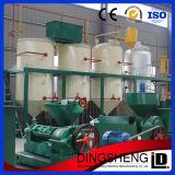 Planta de refinaria de venda quente 10 Tpd da extração do petróleo vegetal