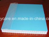 La fibra de vidrio impermeable ligera estructura el panel del panal
