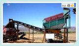 갈철광, 적철광, Specularite 의 티탄광석을%s 젖은 고강도 자석 분리기