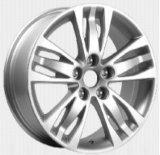 La lega borda gli orli di alluminio per i cerchioni della replica del Ford