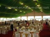 15X50mの600 Seatersのための美しくロマンチックな結婚式の玄関ひさし