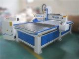 Holz MDFcnc-Stich-Arbeitsausschnitt, der Maschine schnitzt