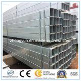 Heißes eingetauchtes galvanisiertes quadratisches oder rundes hohles Stahlgefäß