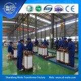 Standard di IEC/ANSI, trasformatore a bagno d'olio a tre fasi di distribuzione 6kv per il trasporto di energia