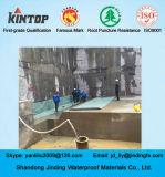 Het zelfklevende HDPE Waterdicht makende Membraan van het Bitumen voor ondergronds