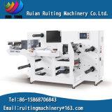 Etiqueta inteiramente automática de Rtma-330b que inspeciona a máquina com corte do sistema