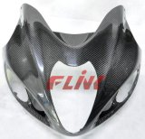 鈴木Hayabusa 97-07のためのMotorycycle Carbon Fiber Parts Front Fairing