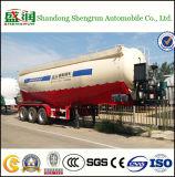 3 assen 30100cbm de BulkAanhangwagen van de Vrachtwagen van de Carrier van de Tank van het Cement Semi