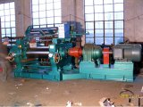 고품질 열려있는 고무 섞는 선반 기계