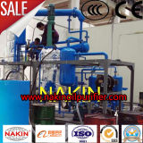 機械、オイルの蒸留プラントをリサイクルする不用なエンジンオイル