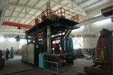 El moldeo por insuflación de aire comprimido trabaja a máquina la máquina 1000L de la protuberancia de la película
