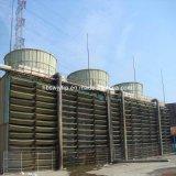 Стояк водяного охлаждения воды перекрестного течения подачи кондиционирования воздуха промышленный встречный