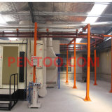 Vertikales Powder Coating Line für Mass Production