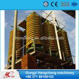 Apparatuur van de Helling van de Goede Kwaliteit van Hc de Minerale Spiraalvormige voor Hete Verkoop