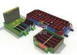 Grande campo da giuoco di Kaiqi con la combinazione dei trampolini (KQ60151A)