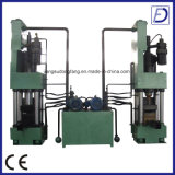 Máquina hidráulica da imprensa de ladrilhagem